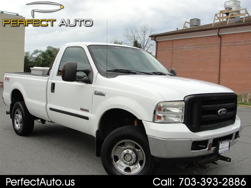 2006 Ford F-250 SD XL 4WD