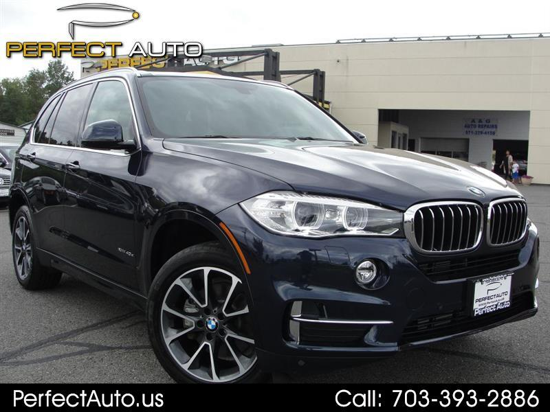 BMW X5 eDrive 2017