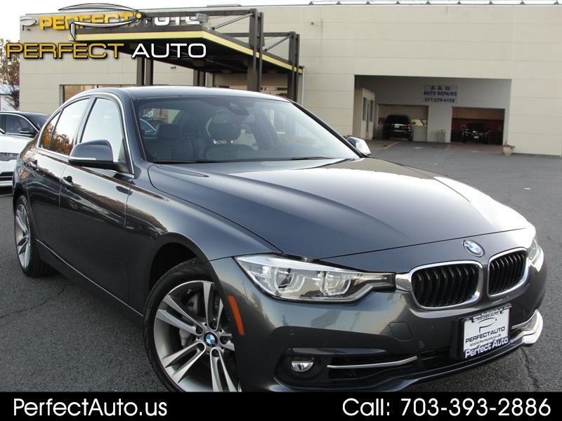BMW 3-Series 340i xDrive Sedan 2016