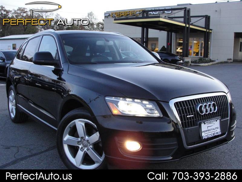 Audi Q5 2.0 TFSI Premium Plus 2012