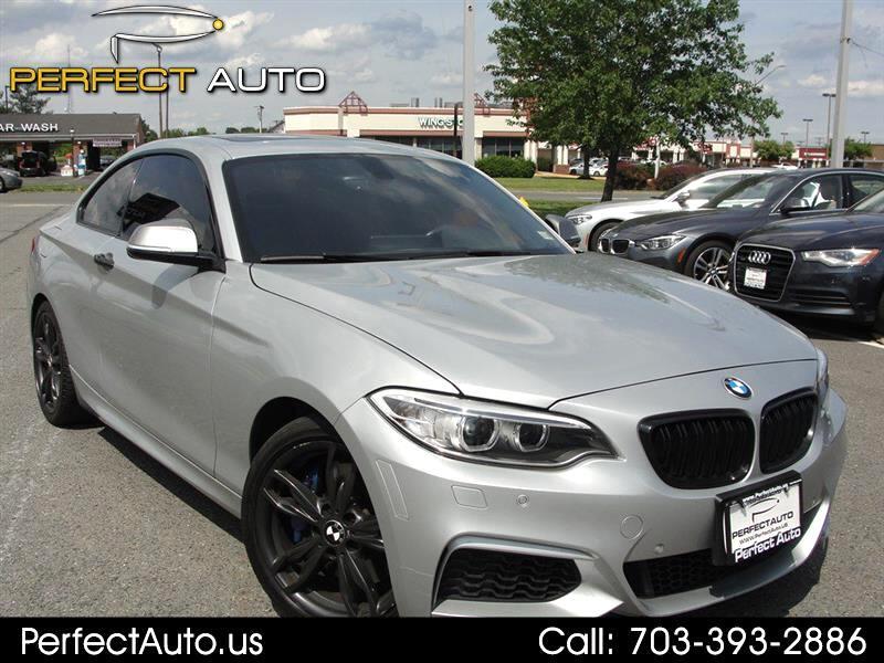 BMW 2-Series M240i xDrive Coupe 2017
