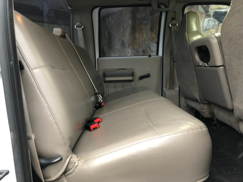 2008 Ford F-350 SD XLT Crew Cab Long Bed 4WD