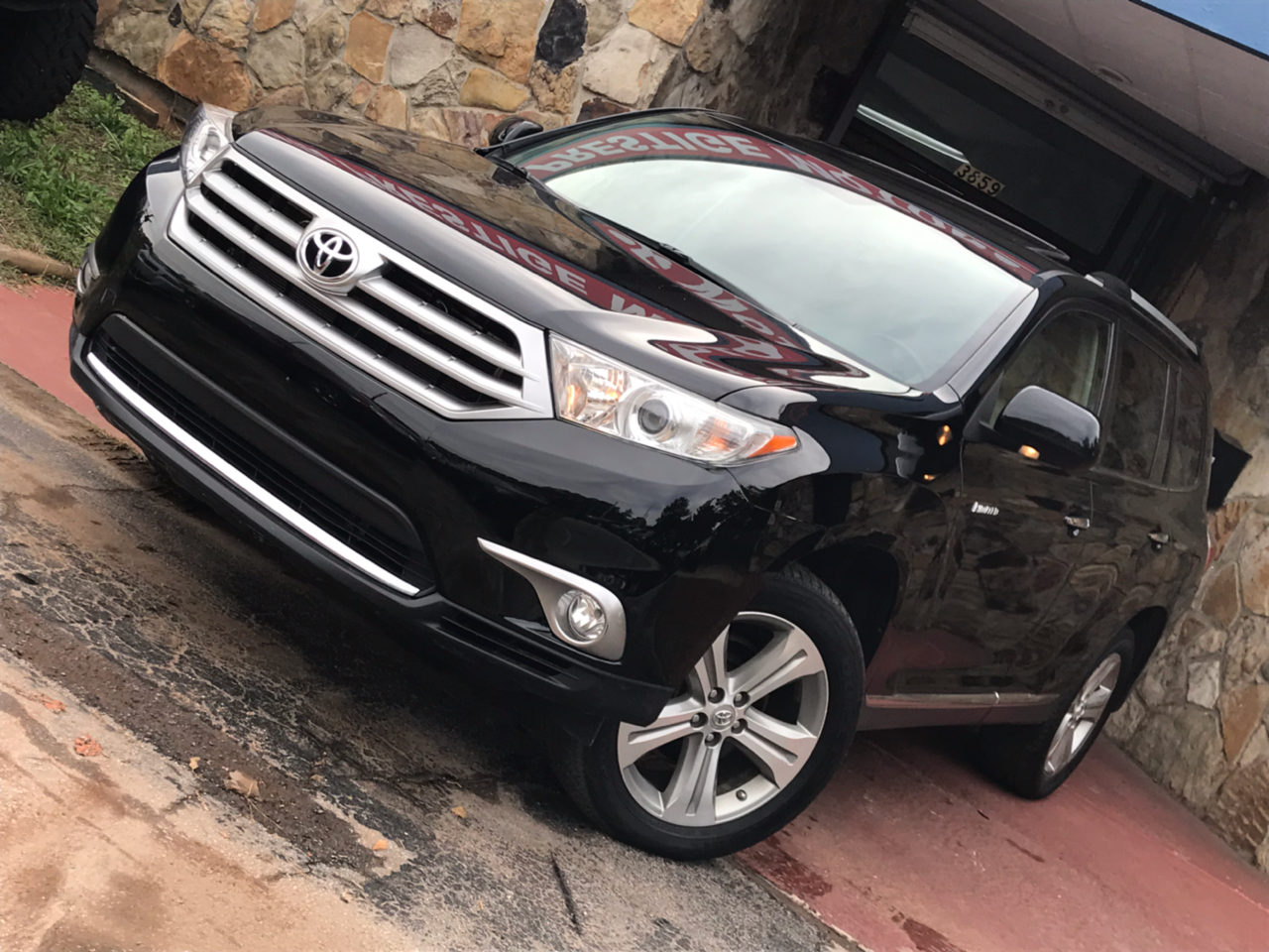 Toyota Highlander Limited V6 4WD 2013