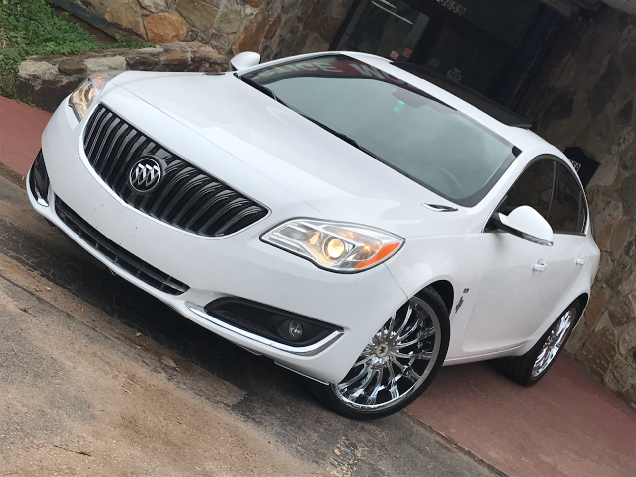 Buick Regal  2015