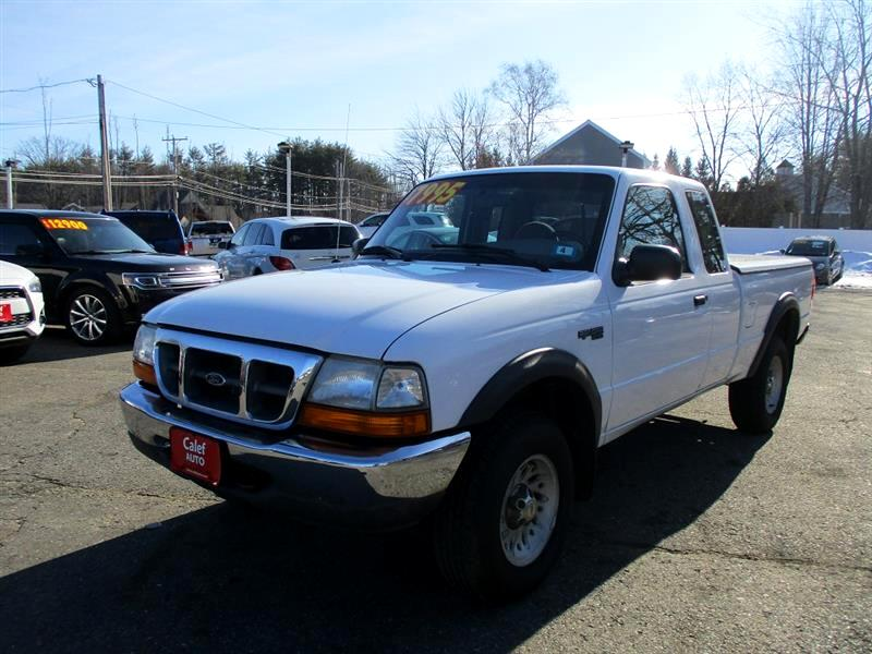 Ford Ranger XL SuperCab 4WD 1999