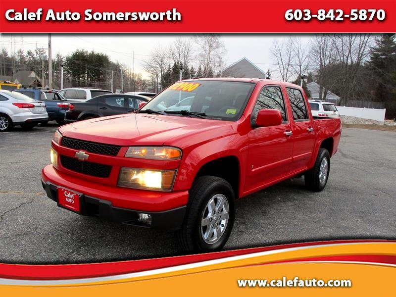 Chevrolet Colorado LT1 Crew Cab 4WD 2009