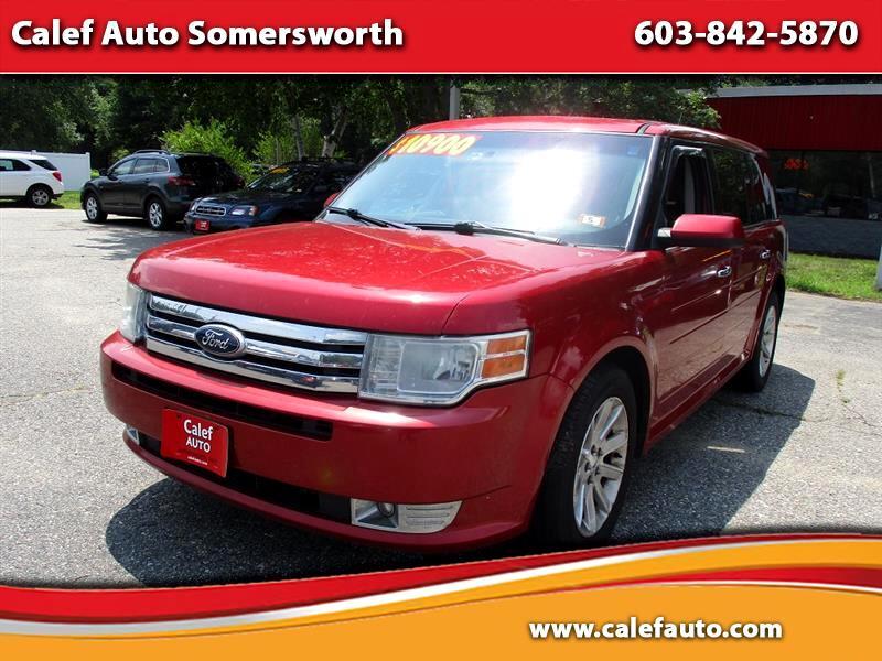 Ford Flex SEL AWD 2011