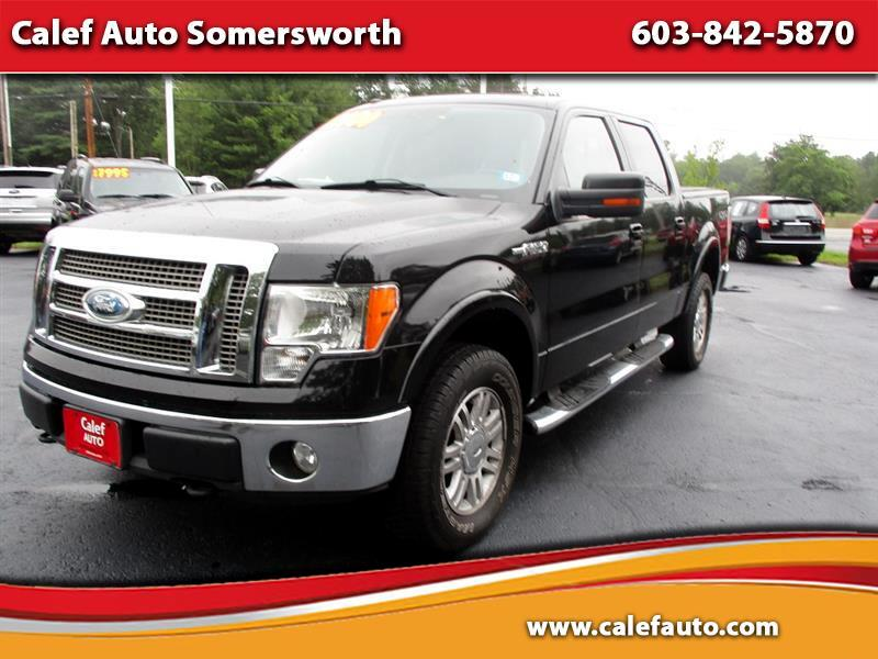 Ford F-150 Lariat SuperCab 4WD 2009