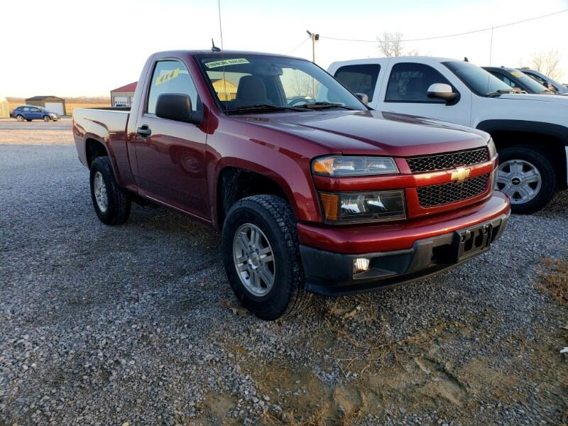 2010 Chevrolet Colorado LT1 4WD