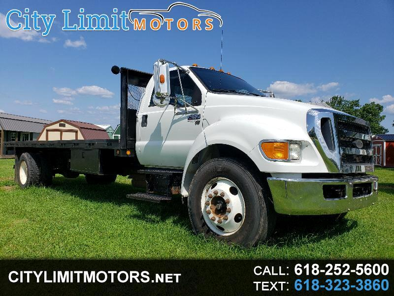 2012 Ford F-650 Regular Cab 2WD DRW