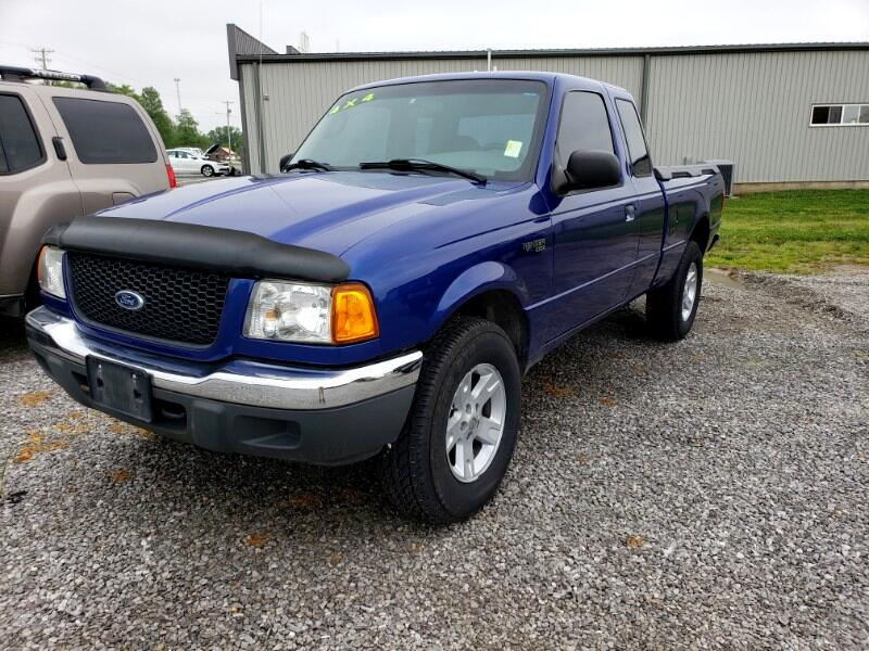 2003 Ford Ranger XLT SuperCab 4WD