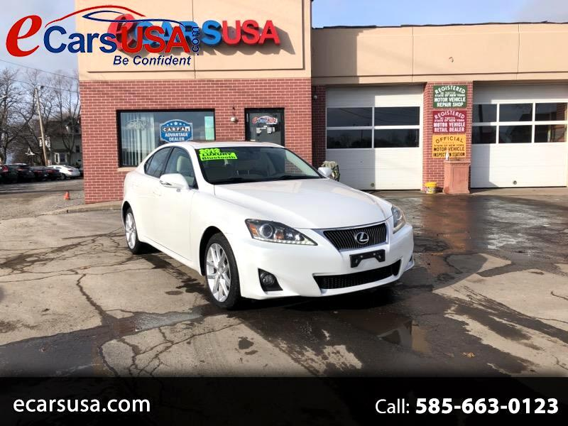 Lexus IS IS 250 AWD 2012