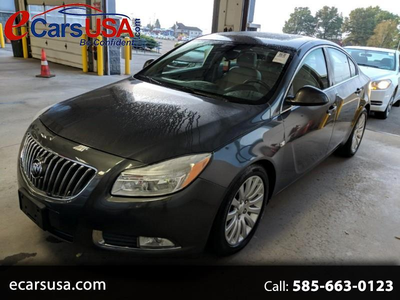 Buick Regal CXL Turbo - 2XT 2011