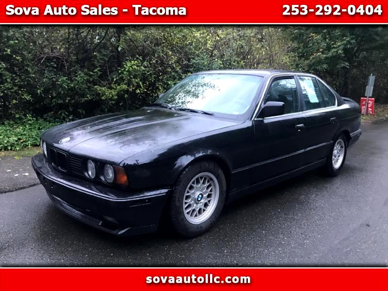 BMW 5-Series 535i 1991