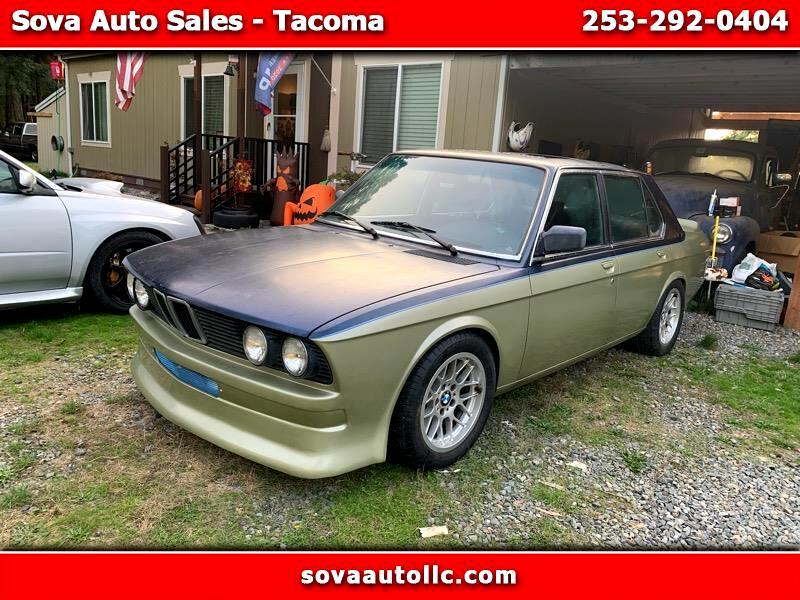 BMW 5-Series 528E 1985