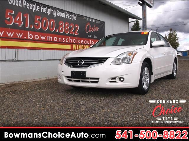 2012 Nissan Altima BASE