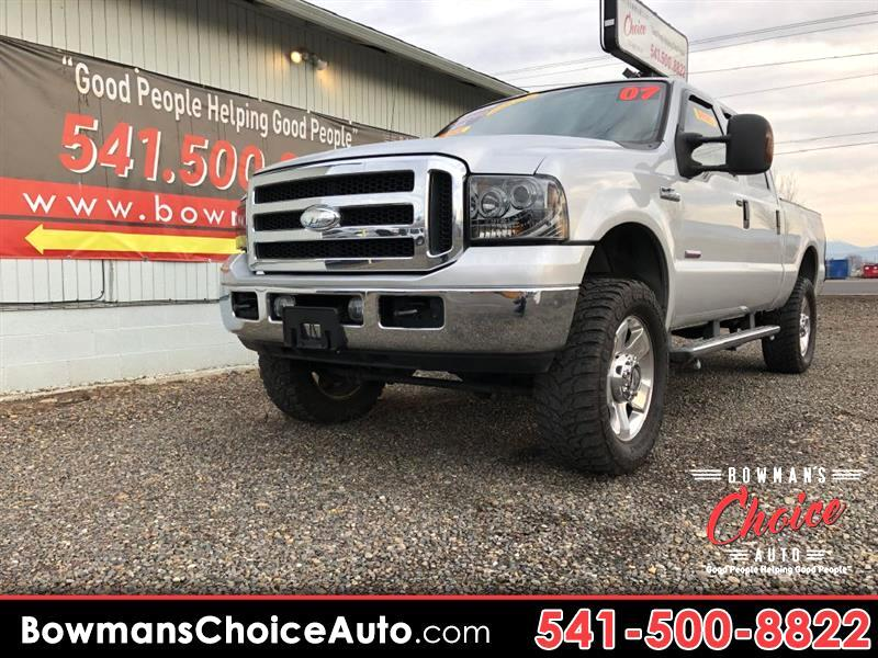 2007 Ford F-350 SD SRW SUPER DUTY