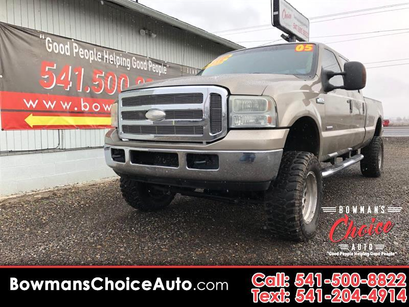 2005 Ford F-350 SD SRW SUPER DUTY