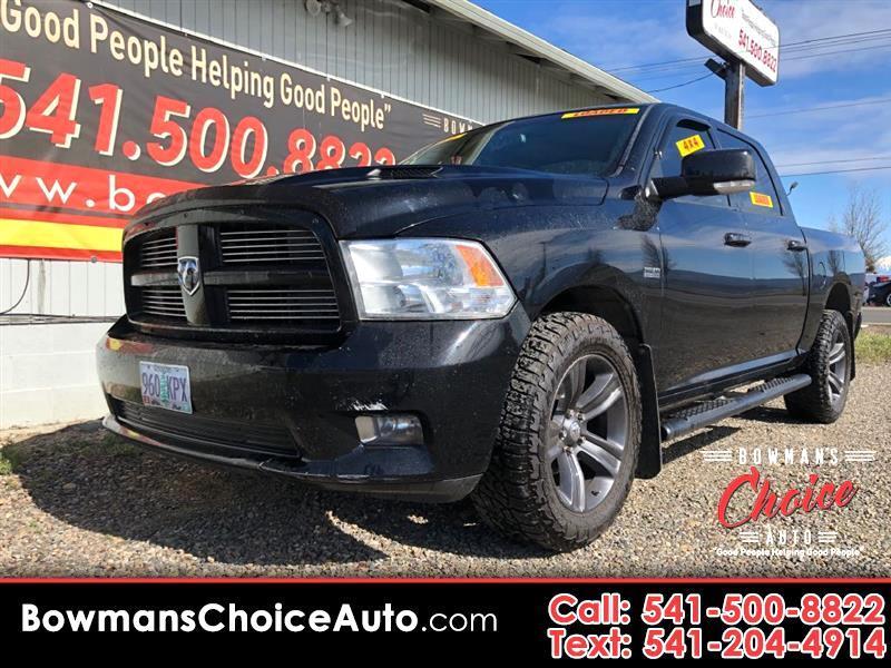Dodge Ram Pickup 1500  2012