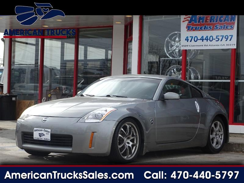 Nissan 350Z Track Coupe 2005