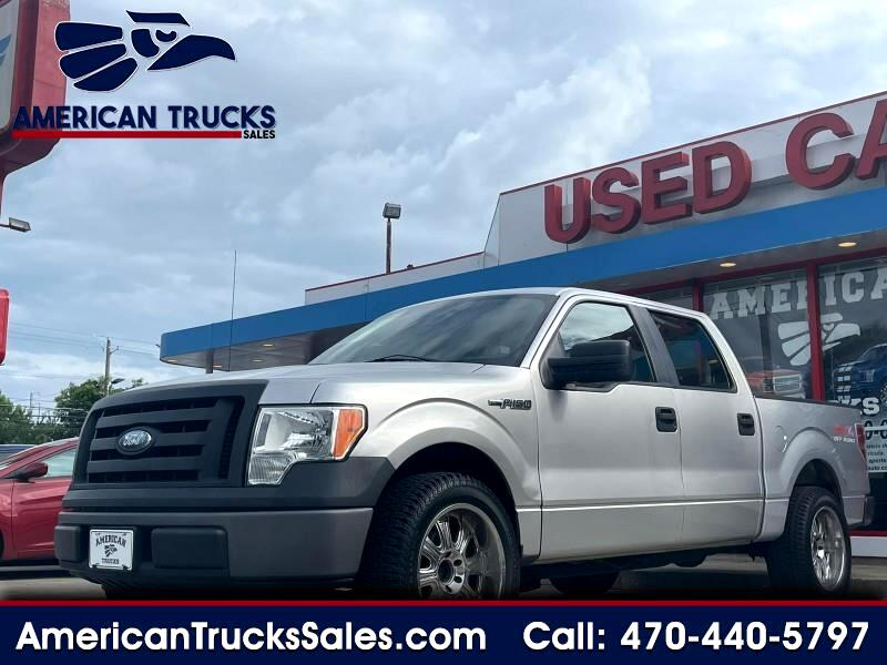 Ford F-150 Lariat SuperCrew 5.5-ft. Bed 2WD 2009