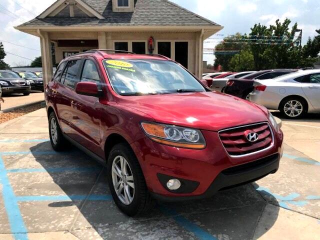 2010 Hyundai Santa Fe SE 3.5 AWD