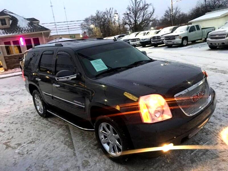 2008 GMC Yukon Denali AWD