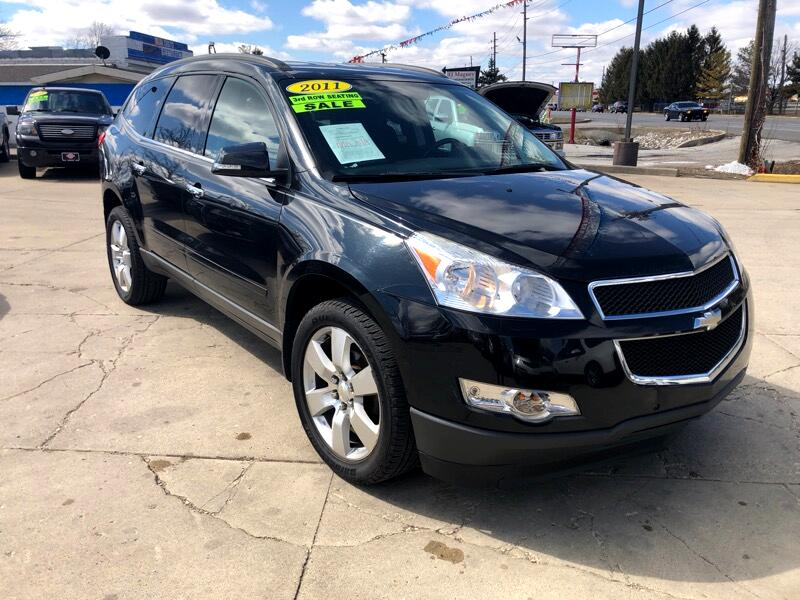 2011 Chevrolet Traverse LT FWD