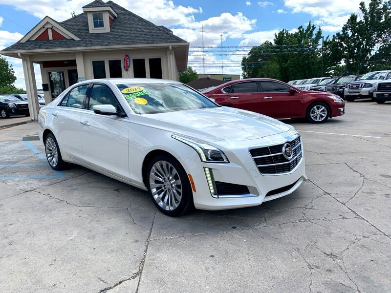 Cadillac CTS 2.0L Turbo Luxury RWD 2014
