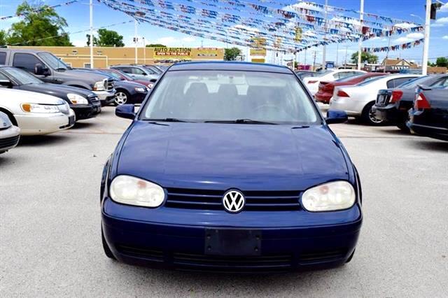 2003 Volkswagen Golf GL 2.0 Sedan