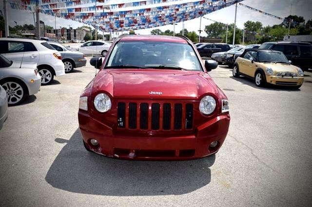 2007 Jeep Compass Sport 4WD