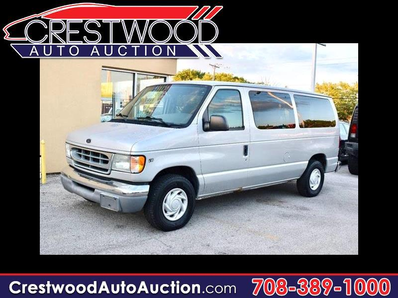 Ford Econoline Wagon E-150 XL 2002