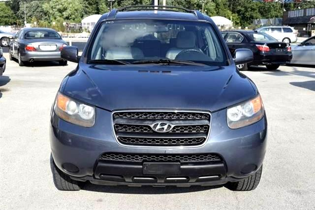Hyundai Santa Fe GLS AWD 2007