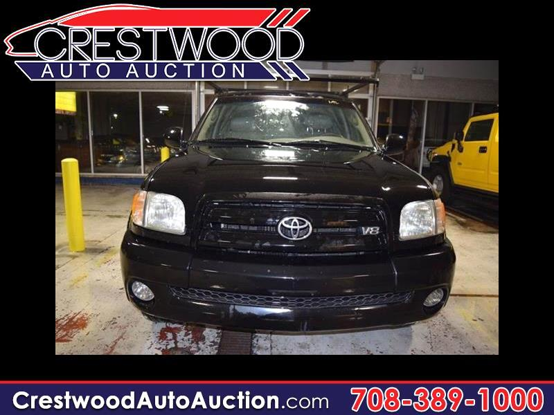 Toyota Tundra Limited Access Cab 4WD 2003