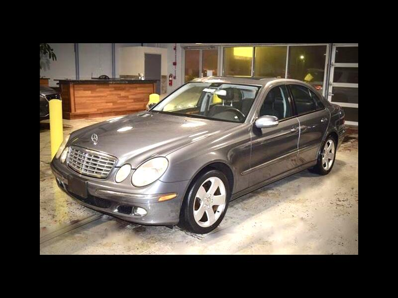 Used 2006 Mercedes-Benz E-Class E500 for Sale in Crestwood ...