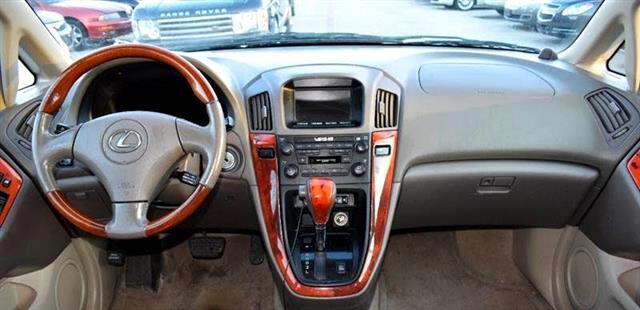 2003 Lexus RX 300 4WD