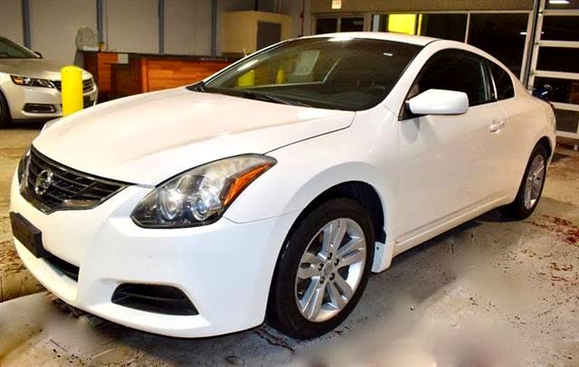 2012 Nissan Altima 2.5 S 6M/T Coupe