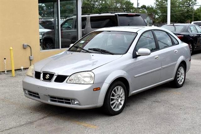 2008 Suzuki Forenza Convenience