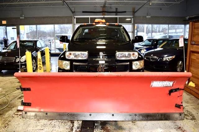 "Dodge Ram 2500 4WD Quad Cab 160.5"" SLT 2003"