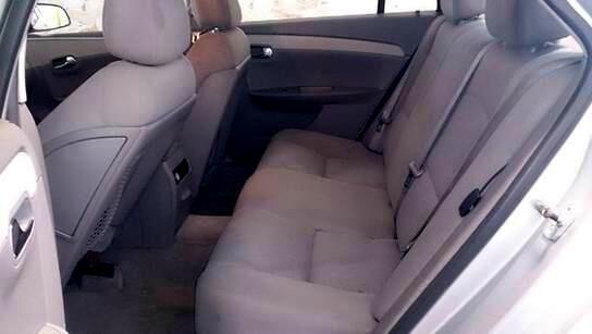 2009 Chevrolet Malibu LS