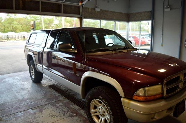 2002 Dodge Dakota SLT Club Cab 4WD
