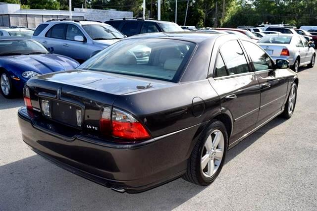 2006 Lincoln LS V8 Ultimate