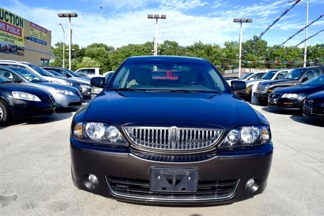 Lincoln LS V8 Ultimate 2006