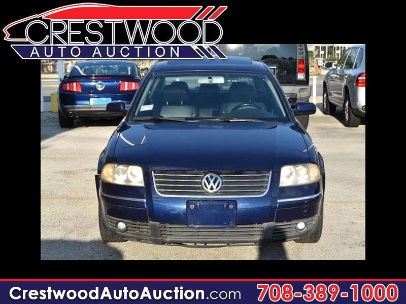 Volkswagen Passat GLS 2002