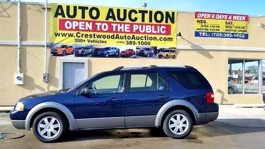 2006 Ford Freestyle SE AWD