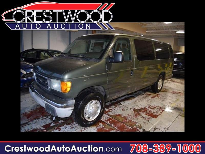 Ford Econoline E-350 Super Duty Extended 2003