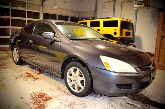 2004 Honda Accord LX V-6 Coupe AT