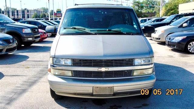 Chevrolet Astro 2WD 2003