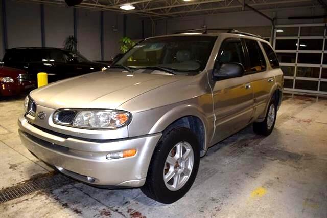 Oldsmobile Bravada AWD 2004