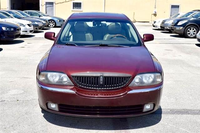 Lincoln LS V6 2003